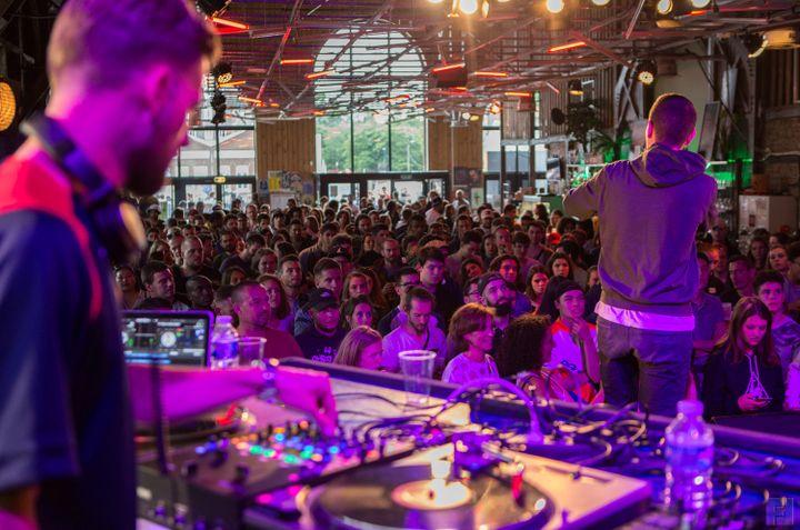 Au Flow à Lille pour Rendez-Vous Hip Hop.  (DR)