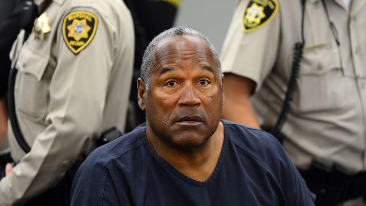 L'es-star de NFL, O.J. Simpson, pourrait être remis en liberté prochainement. (ETHAN MILLER / GETTY IMAGES NORTH AMERICA)