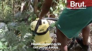 VIDEO. En Guadeloupe, il traque les décharges sauvages (BRUT)