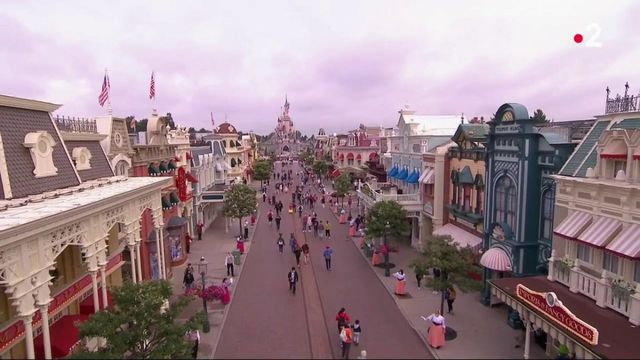 Disneyland Paris : une réouverture prudente