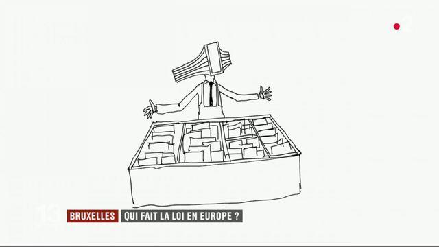 Élections européennes : comment se font les lois au sein de l'UE ?