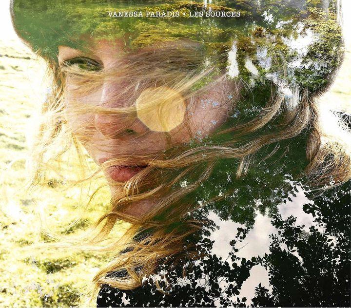 Couverture de l'album de Vanessa Paradis, 2018