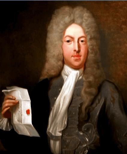 John Law invente le concept de papier à monnaie et les premiers billets de banque  (France 2 / Culturebox)
