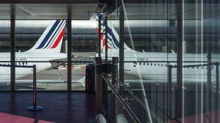 Photo d'illustration de l'aéroport de Roissy Charles de Gaulle, le 10 septembre 2016. (MAXPPP)