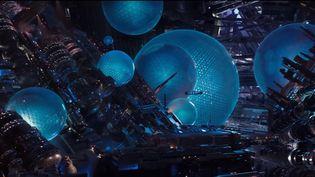 """Image extraite de la bande annonce de """"Valerian"""""""
