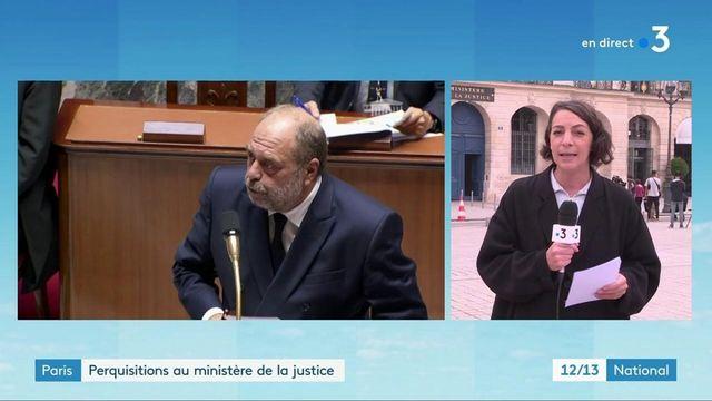 Soupçons de conflits d'intérêts visant Éric Dupond-Moretti : des perquisitions ont débuté au ministère de la Justice