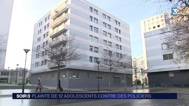 Paris : une enquête ouverte après la plainte de 12 adolescents contre des policiers