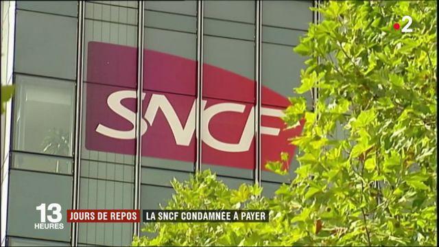 Grève : la SNCF condamnée à payer les jours de repos