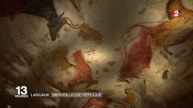 Grotte de Lascaux : une nouvelle réplique à échelle réelle