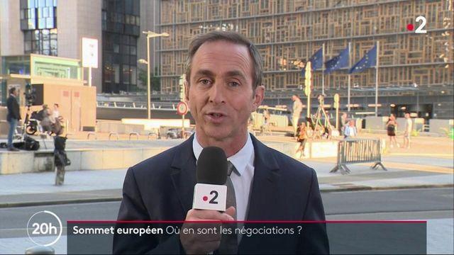 Sommet européen : où en sont les négociations ?