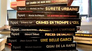 Le prix du quai des Orfèvres récompense chaque automne le meilleur roman policier depuis 1946  (France 3 / Culturebox)