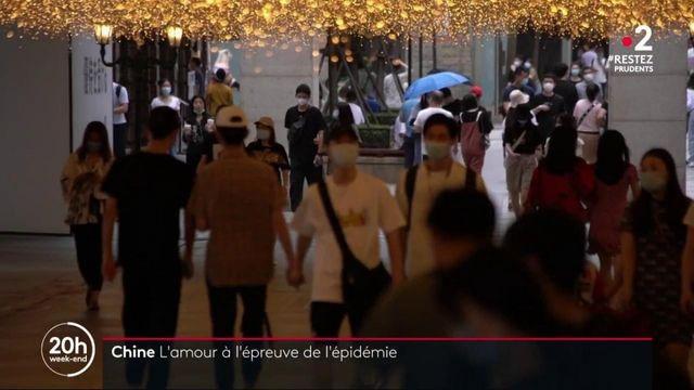 Chine : l'amour et le mariage à l'épreuve du coronavirus