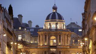 Le palais du Luxembourg à Paris, qui abrite le Sénat, le 19 novembre 2014. (MAXPPP)