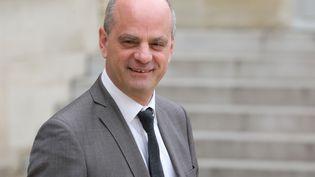 Jean-Michel Blanquer, le 12 juin 2019, à Paris. (LUDOVIC MARIN / AFP)