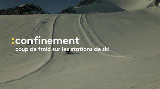 La station de Tignes (Savoie) attend ses skieurs (France 3)