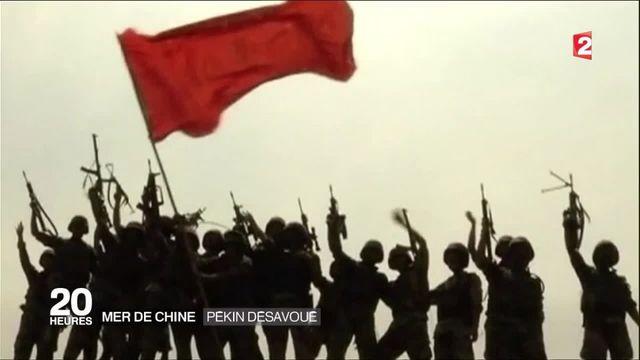 La Chine désavouée pour avoir annexé des territoires maritimes