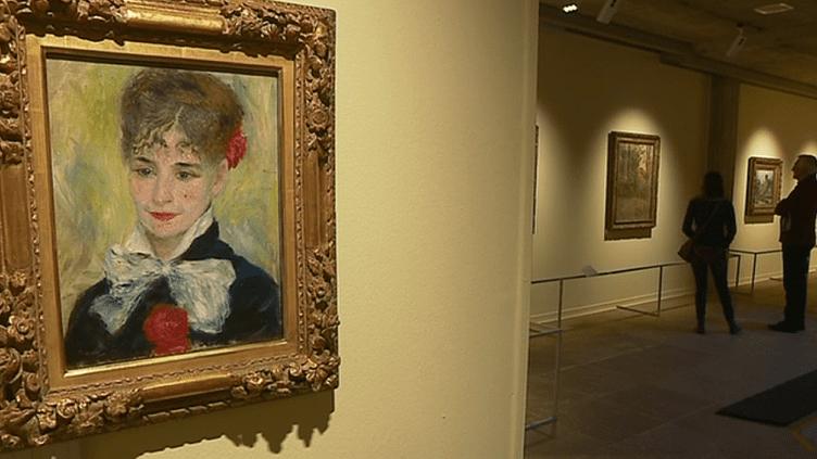 Une collection unique qui premet de montrer certaines toiles pour la première fois en Suisse.  (France 3 Culturebox)