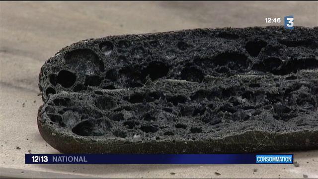 Eure : une boulangerie se lance dans la baguette au charbon végétal actif