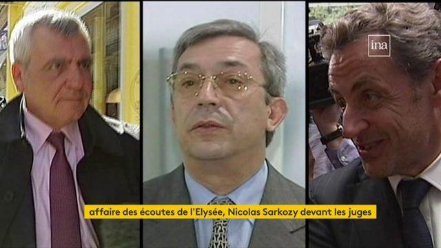 Affaire des écoutes de l'Élysée : la tourmente judiciaire de Nicolas Sarkozy