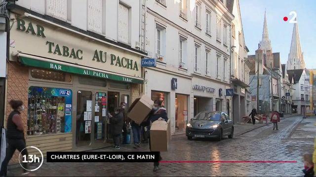 Covid-19 : l'Eure-et-Loir sous surveillance renforcée