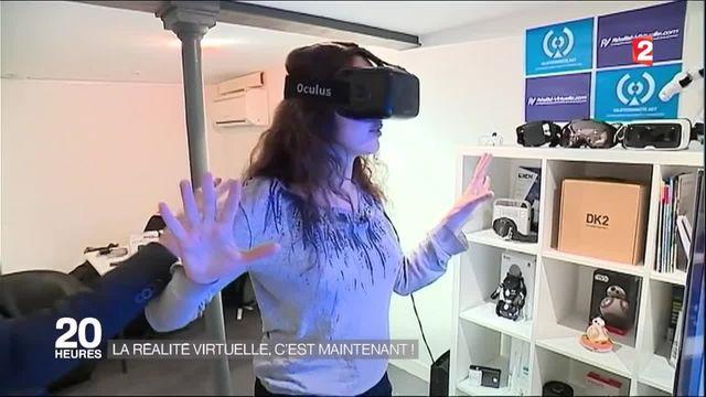 Technologie : à la découverte des casques de réalité virtuelle