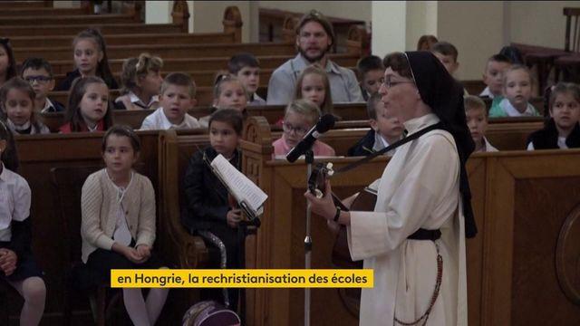 Hongrie : une rechristianisation à marche forcée des écoles