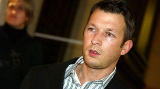 Christophe Rocancourt, le 6 octobre 2007 à Avignon (Vaucluse). (MAXPPP)