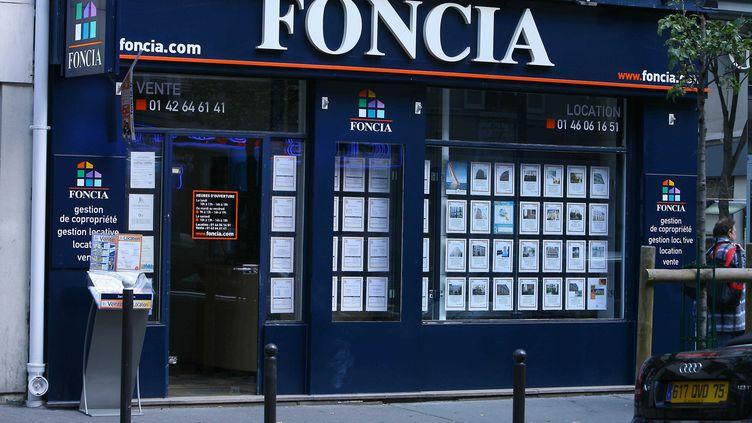 Le groupe Foncia a reçu un avertissement de la Cnil en raison des commentaires insultants ou inappropriés sur ses clients contenus dans ses fichiers. (SIMON ISABELLE / SIPA)