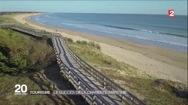 Tourisme : la Charente-Maritime est la destination préférée des Français