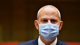 Jérôme Salomon, le directeur de la santé, à Paris, le 16 septembre 2020. (ALAIN JOCARD / AFP)