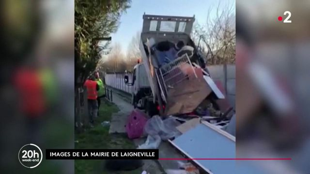 Dépôts sauvages : un maire renvoie les déchets directement au domicile des pollueurs