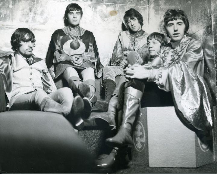 Procol Harum en 1967  (Bobby Davidson Gazza)