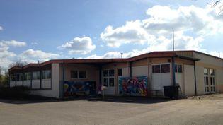 Suite au drame, le centre social L'Entre Rives de Charmes (Vosges) a été fermé pour plusieurs semaines. (Cécile Boisson / France 3 Lorraine)