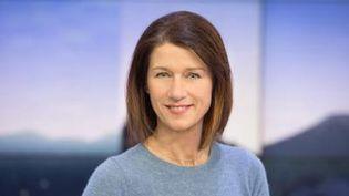 Carole Gaessler. (FRANCE 3)