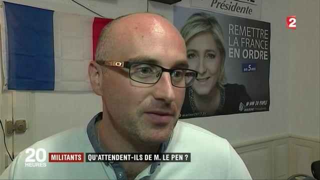 Débat de l'entre-deux-tours : qu'attendent les militants de Marine Le Pen ?