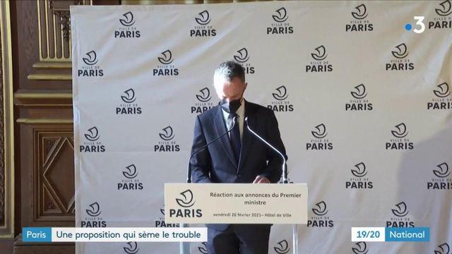 Covid-19 : la mairie de Paris propose un reconfinement strict puis retropédale
