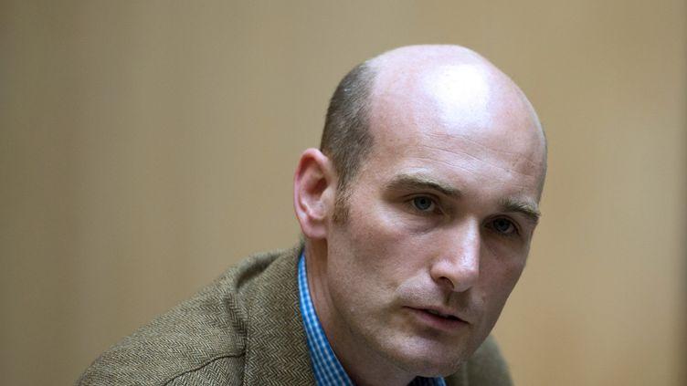 Nicolas Hénin a été otage du groupe État islamique en Syrie entre juin 2013 et avril 2014. (ALAIN JOCARD / AFP)