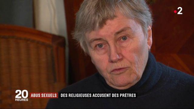 Abus sexuels : une ancienne religieuse raconte son calvaire