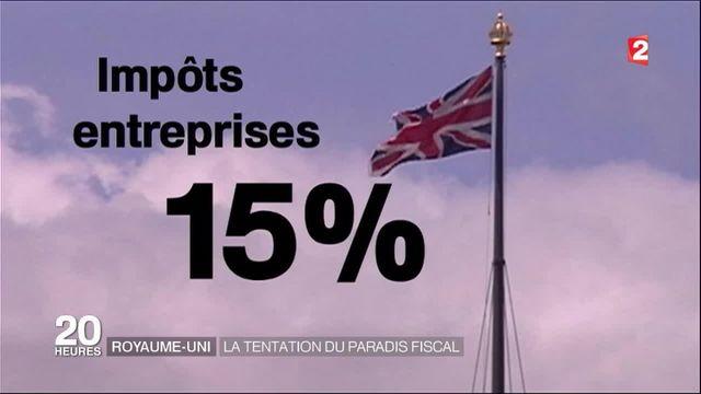 Royaume-Uni : la tentation du paradis fiscal après le Brexit