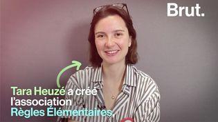 VIDEO. Avec son association Règles Élémentaires, Tara Heuzé veut lutter contre la précarité menstruelle (BRUT)