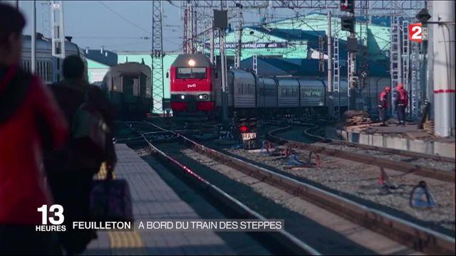 Feuilleton : à bord du train des Steppes (2/5)