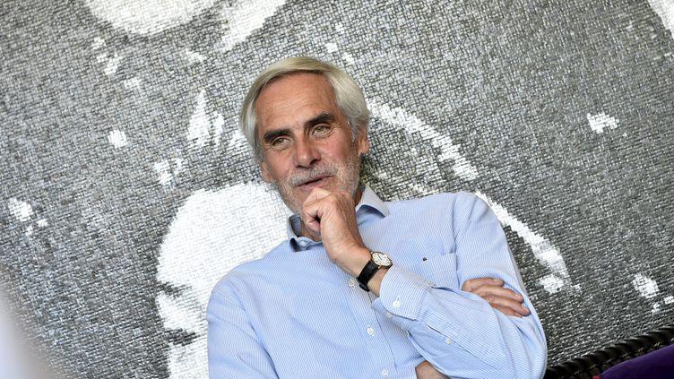 """Charles Bonaparte, auteur de """"La liberté Bonaparte"""", à Montpellier (Hérault) le 23 février 2019 (SYLVIE CAMBON / MAXPPP)"""