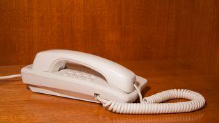 L'Arcep estime que le service de téléphonie fixe d'Orange s'est dégradé. (PERRY MASTROVITO / IMAGE SOURCE / AFP)