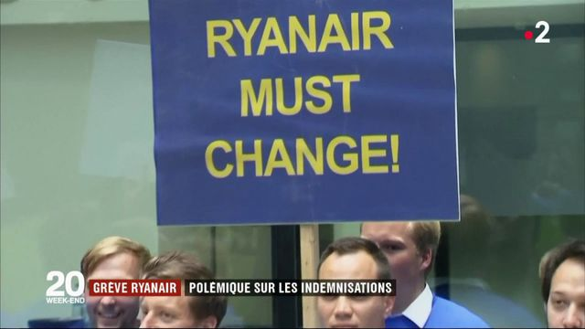 Grève Ryanair : polémique sur les indemnisations