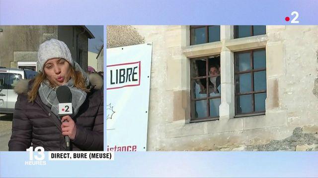 Enfouissement de déchets radioactifs dans la Meuse : les zadistes ne s'avouent pas vaincus