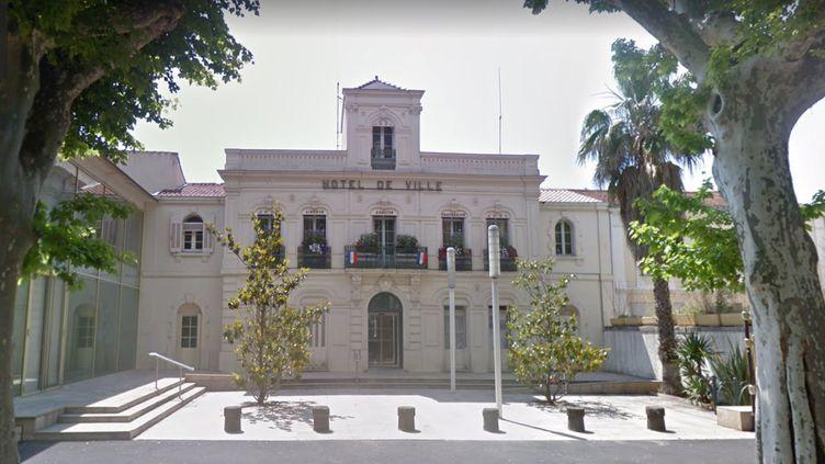 La mairie de Lunel (Hérault). (GOOGLE STREET VIEW)