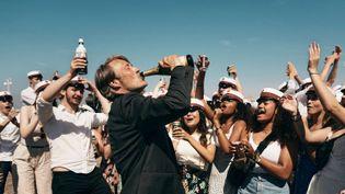 "Mads Mikkelsen dans ""Drunk"" de Thomas Vinterberg. (Copyright Henrik Ohsten)"