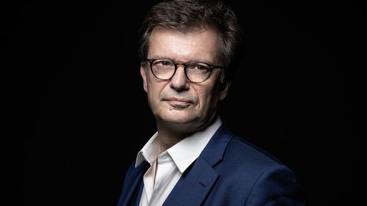 Le président de l'association des avocats pénalistes Christian Saint-Palais, le 12 juillet 2019. (JOEL SAGET / AFP)