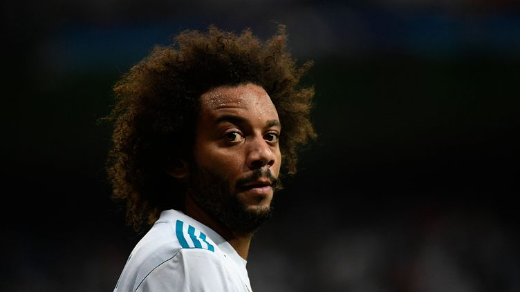 Marcelo sous le maillot du Real Madrid