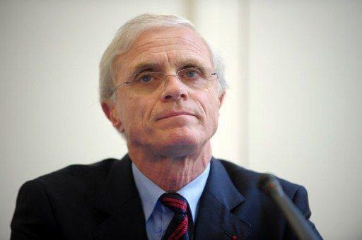 Bernard Boucault, directeur de l'ENA, devrait devenir préfet de Paris. (MARTIN BUREAU / AFP)